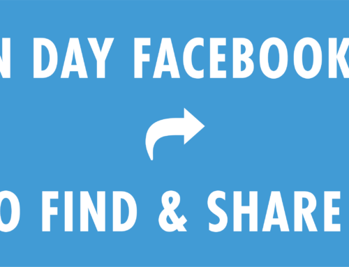 Election Day Facebook Invites – How to Find & Share Yours