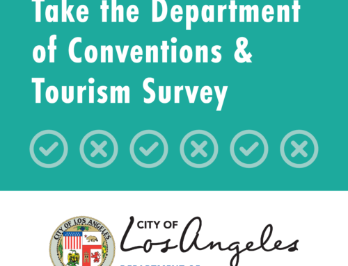 Take the Dept of Convention & Tourism Development's Survey