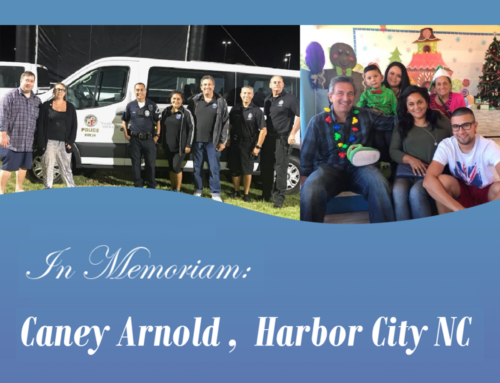 In Memoriam: Caney Arnold, Harbor City Neighborhood Council