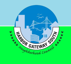 Harbor Gateway South Neighborhood Council logo