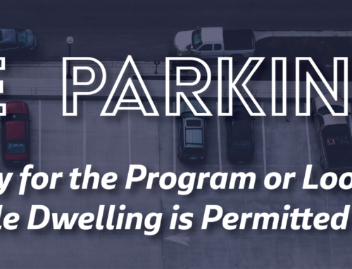 Vehicle Dwelling in LA: How to Apply for the Safe Parking LA Program or Look Up Where Vehicle Dwelling is Permitted