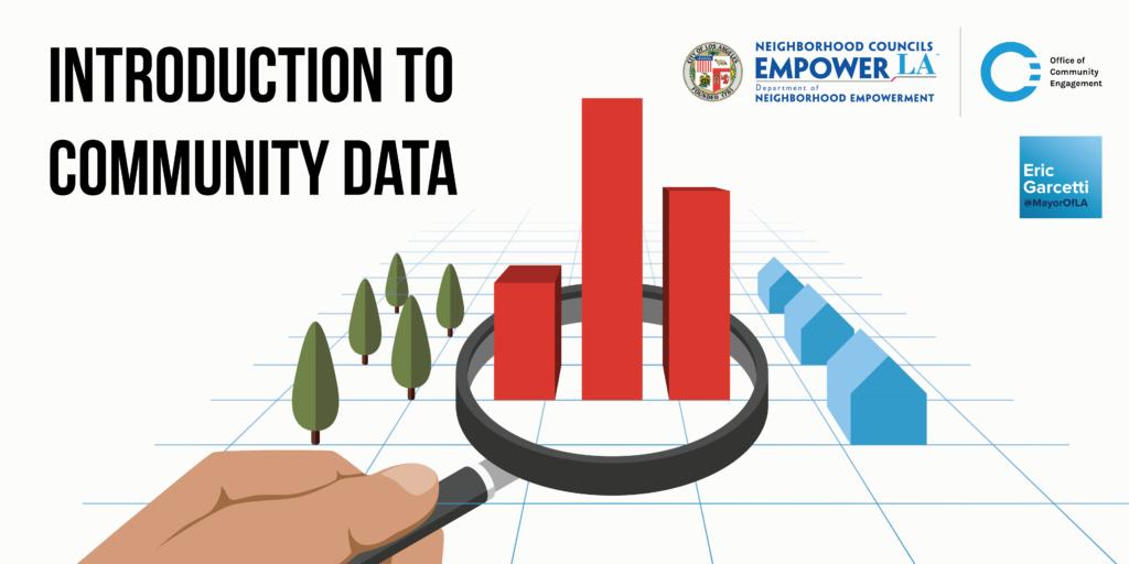 Intro to Community Data banner image